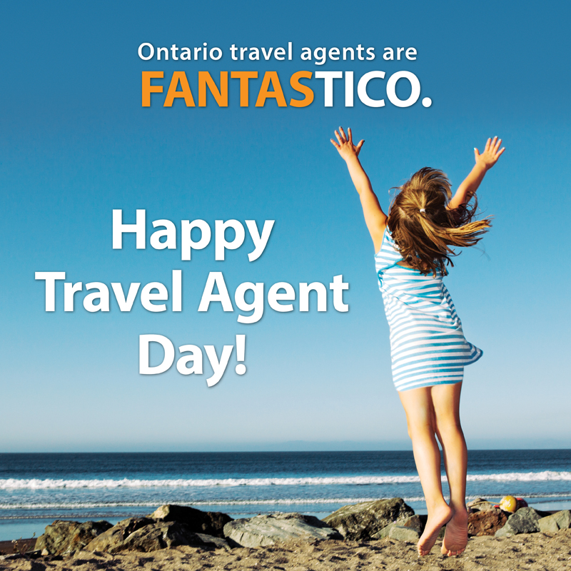 Happy Travel Agent Day