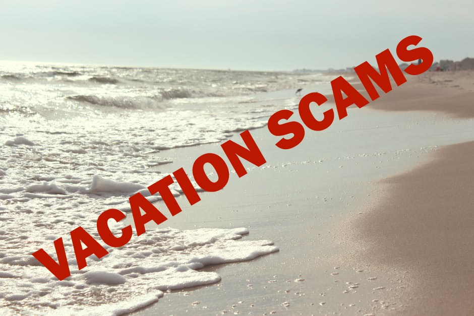 vacation scams